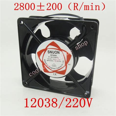 Kipas Snuon Cooler Fan Ac 12cm 220v buy wholesale ac cabinet fan from china ac cabinet
