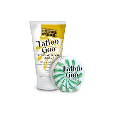 Tattoo Goo Nederland | original tattoo goo tattoo machan