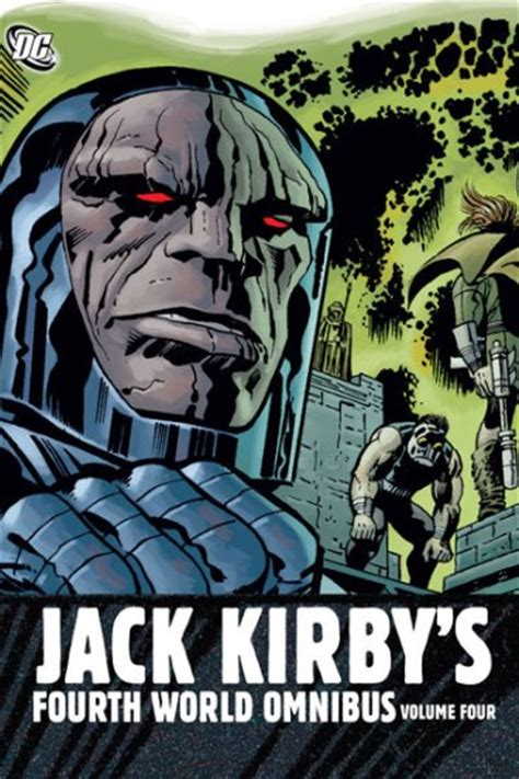 fourth world by jack jack kirby s fourth world omnibus vol 4 collected dc comics database
