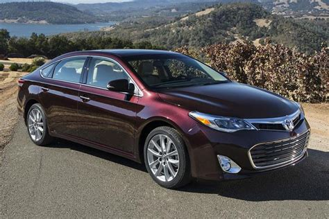 2015 Toyota Avalon Reviews 2015 Toyota Avalon Vs 2015 Chevrolet Impala Which Is