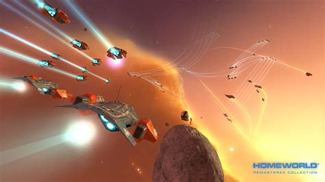 homeworld remastered collection impressions like