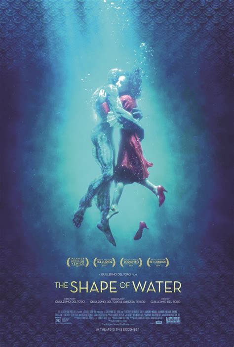 movies this weekend the shape of water by sally hawkins movie review the shape of water maroon weekly