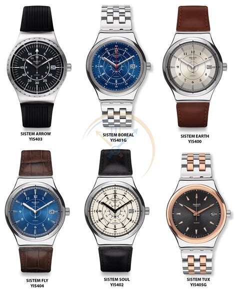 Swatch Seri Aotomatic new releases the swatch sistem51 turned steel with the