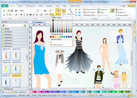design fashion program outsourcing custom fashion design software blender of