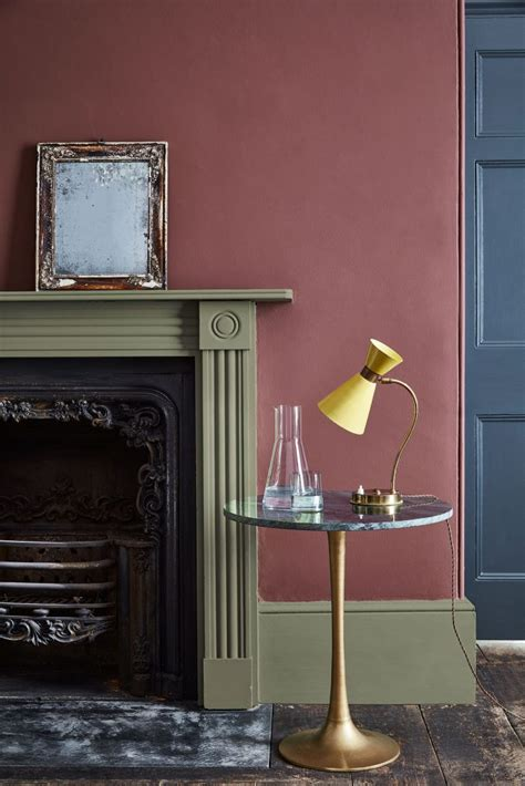 greene launches  colours  england paint