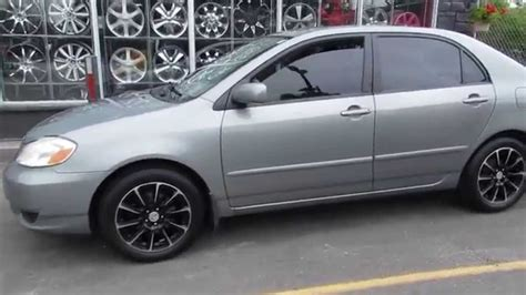 2004 toyota corolla rims hillyard wheels 2003 toyota corolla with 16 inch custom