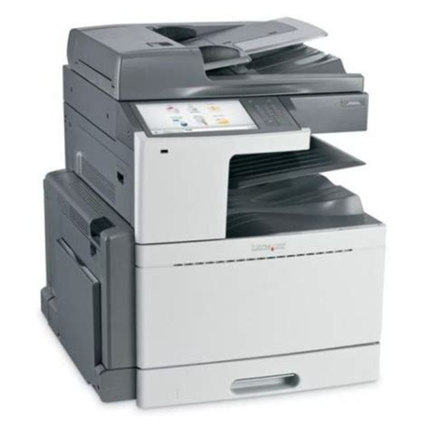 Printer Laser A3 lexmark x952de a3 colour laser printer ebuyer