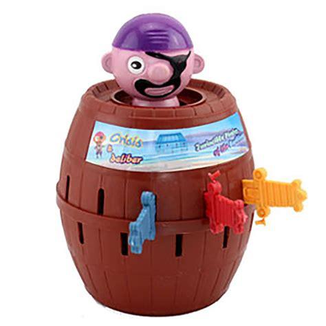pirate lucky barrel running