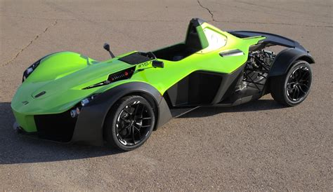 Formel 3 Auto by The Bac Mono Is Basically A Formula 3 Car For The Road