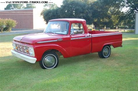 64 Ford F100 by 1964 Ford F100 4x2 Gritsngumbo S 64 F100