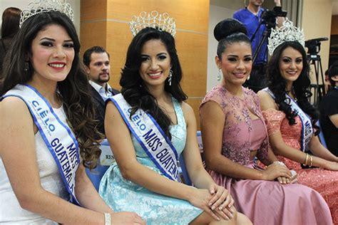 imagenes de miss universo guatemala 2015 presentaci 243 n de candidatas a miss guatemala latina 2015 en