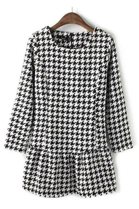 houndstooth pattern clothes 17 best images about houndstooth on pinterest