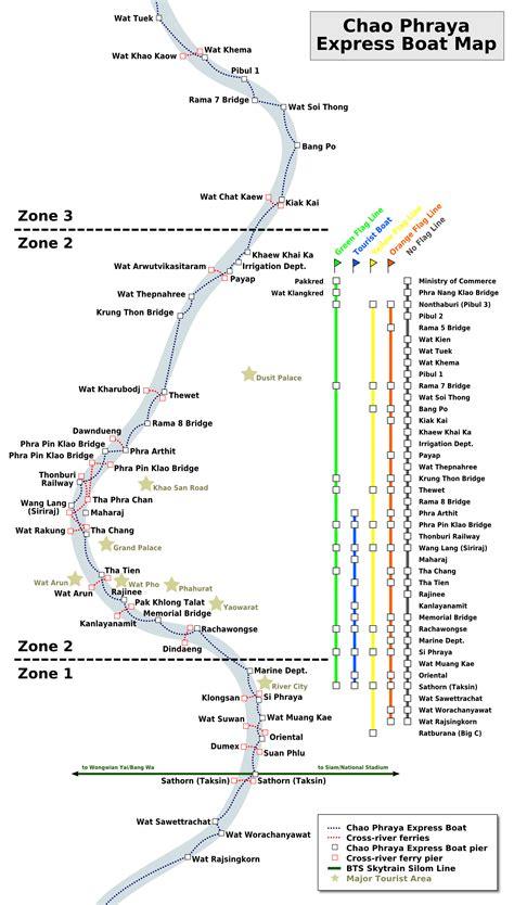 chao phraya express boat route worldly traveler s guide bangkok travel tips worldly