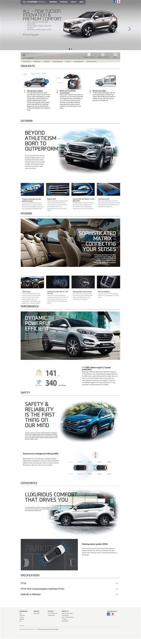 Hyundai Website by Hyundai Website Opium Works
