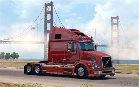 volvo vnl670 volvo vnl 670 for ats v 1 2 by aradeth american truck