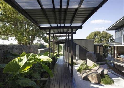 Garten Eingangsbereich Gestalten by Laubengang Modern 220 Berdachung Garten Ideen Hauseingang