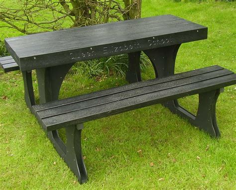 buy picnic bench solway products picnic tables recycled plastic picnic table