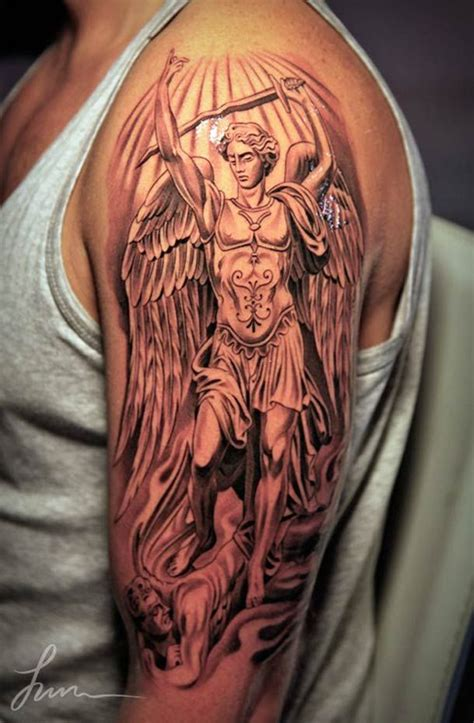 renaissance tattoo designs the artist jun cha creates beautiful and impressive