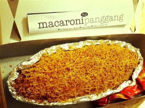 Pasta Panggang macaroni panggang