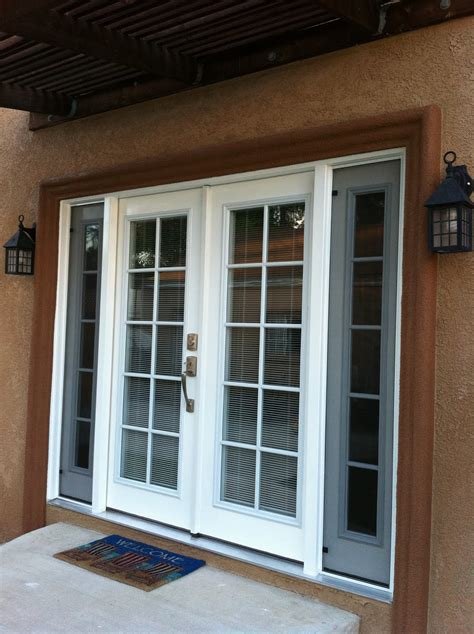 Exterior Back Door With Window That Opens Thb Construction Back Door Replaced With