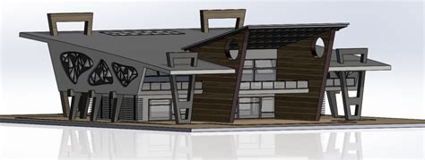 Architectural Home Design 3d Models by 3d Printed Architectural Model
