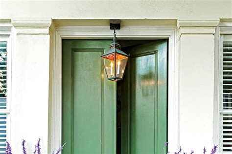 bold colors   front door southern living