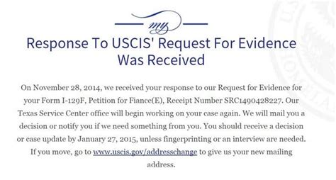 Response Letter To Uscis Notice Of Intent To Revoke For I 130 Or I 129f Timeline And Procedure