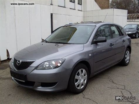 2005 Mazda 3 1 4 Sport Comfort Car Photo And Specs