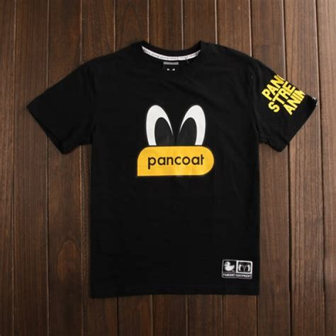 Big Eye Tshirt Black new pancoat big t shirt buy pancoat
