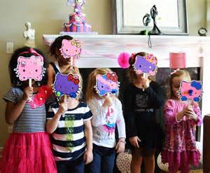 a how to hello kitty birthday party ay mama