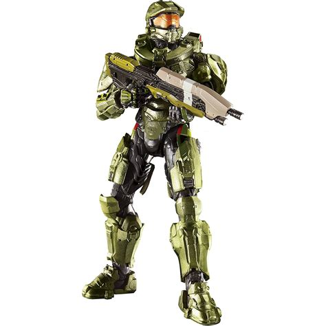 halo 1 figures halo 6 quot figure master chief at hobby warehouse
