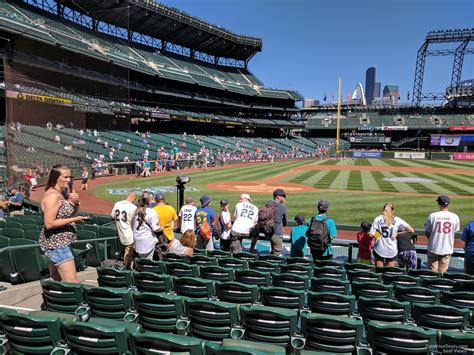 mobile park section seattle mariners