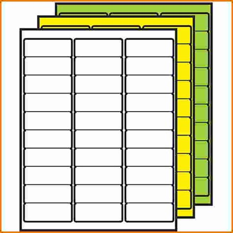 Microsoft Office Label Templates 5160