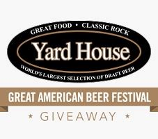 Yard Sweepstakes - yard house s great american beer festival sweepstakes giveaway gorilla