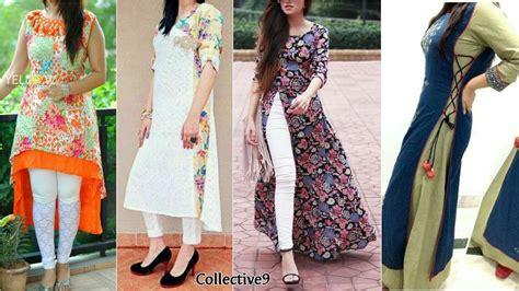 top design top beautiful designer kurta kurti designs 2017 youtube