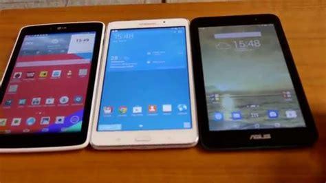 Tablet Samsung Vs Asus lg g pad 7 vs asus memopad 7 vs samsung galaxy tab 4 7 0 tablet vergleich 4k