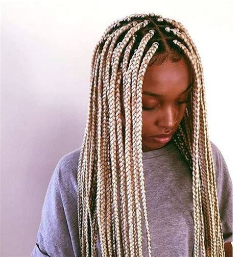 different colors for box braids best 10 colored box braids ideas on pinterest box braid