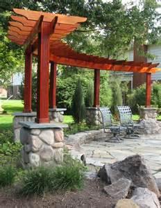 Backyard Arbor Ideas 25 Best Ideas About Pergola Decorations On Backyard Pergola Deck Pergola And Pergola