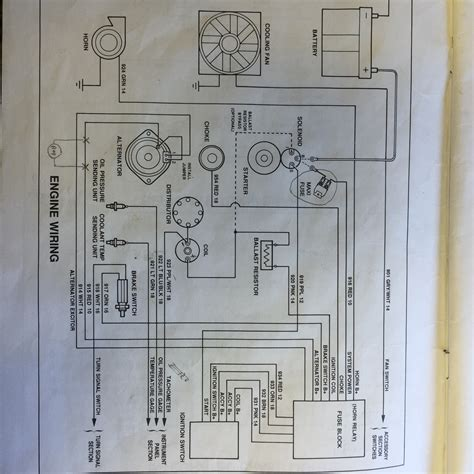 painless wiring diagram schematic car electric fan wiring