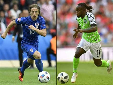 fifa world cup 2018 croatia vs nigeria when and where to