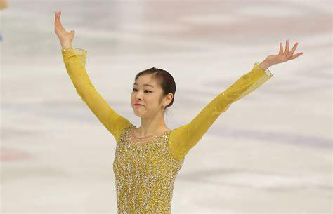 yuna kim figure skating as good as ever the korea times