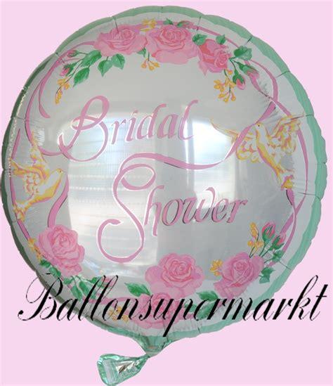 Hochzeit Luftballons by Hochzeits Luftballon Mit Helium Bridal Shower