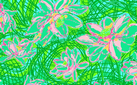 Starbucks Lilly Pulitzer by Awesome Lilly Pulitzer Wallpaper 1920x1200 9937