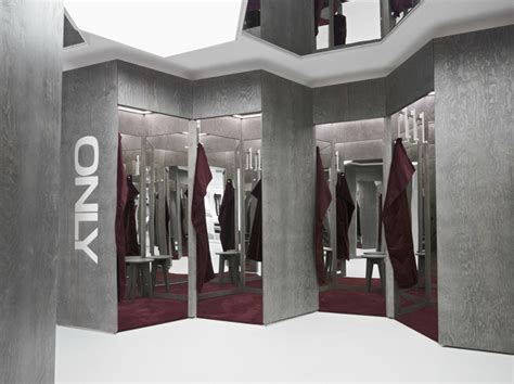 Store Dressing Room Ideas by Only Store By Riis Retail Oldenburg Germany 187 Retail