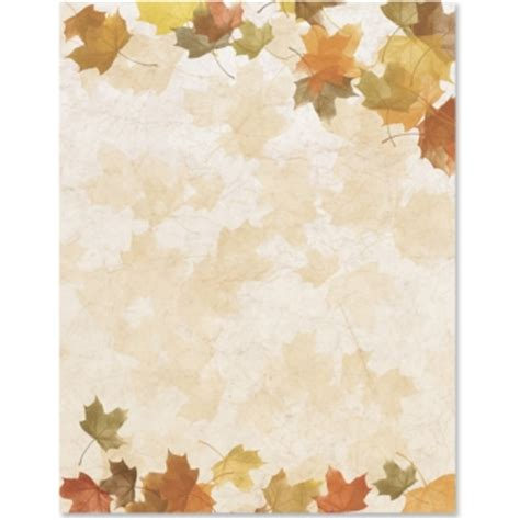 printable autumn stationery image gallery harvest stationery