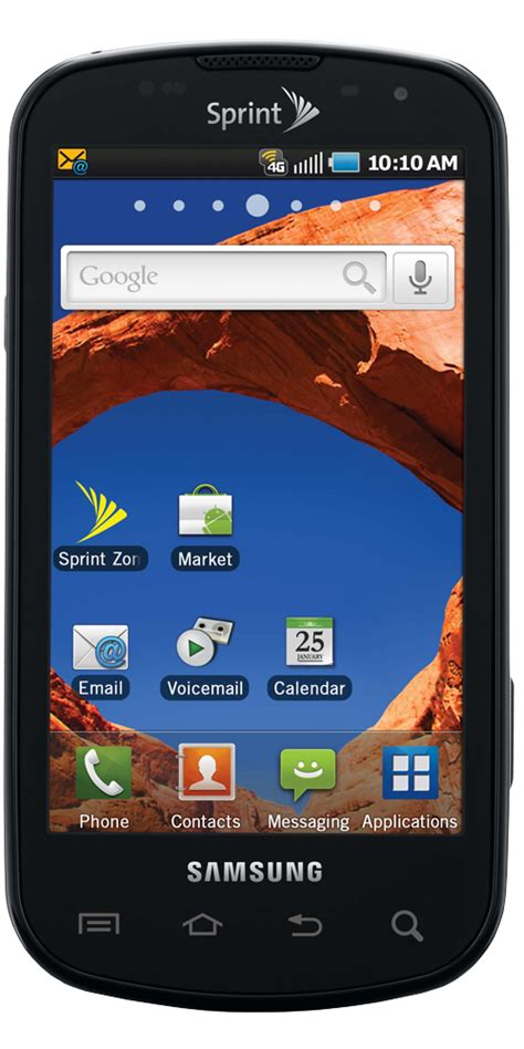 Hp Android Samsung Epic 4g Samsung Epic 4g Everything You Need To Android Central