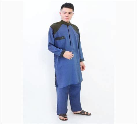 Baju Muslim Gamis Pria Terbaru Baju Gamis Muslim Pria Terbaru Gambar Baju Gamis