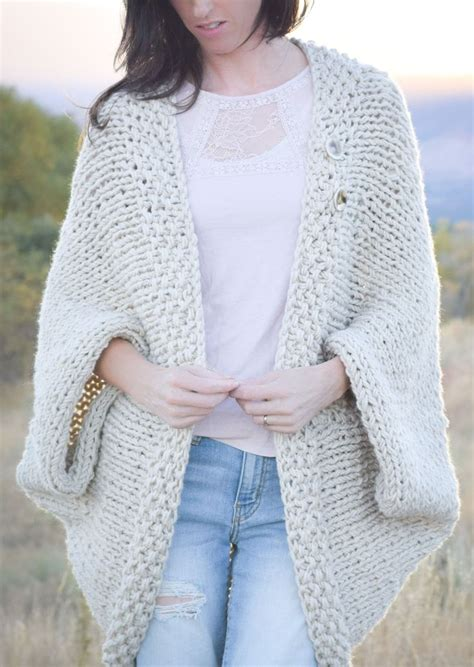 knit sweater shrug pattern 25 best ideas about cocoon cardigan on pinterest