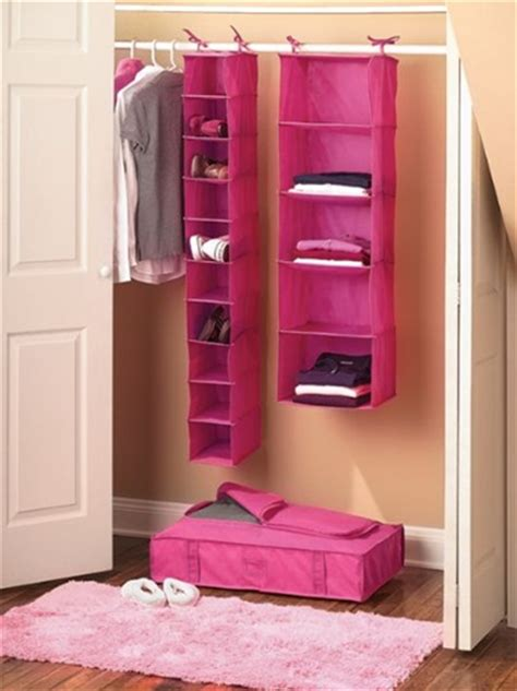 college closet organizers college closet set pink room organizer college