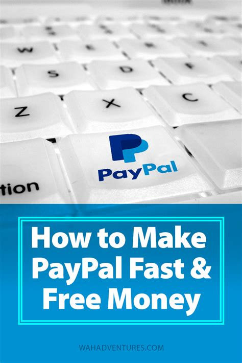 Make Money Online Fast And Easy Paypal - 6 easy ways to earn free paypal money online without surveys